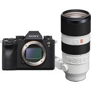 Sony Alpha a9 II + 70-200mm f/2.8 GM OSS FE Kit (Free NP-FZ100 Battery, valid till 30 Nov 19)