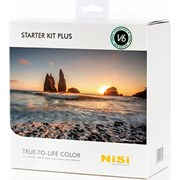 NiSi 100mm Starter Kit Plus Generation III w/ V6 & Landscape CPL
