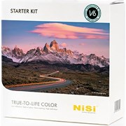 NiSi 100mm Starter Kit Generation III w/ V6 & Pro CPL