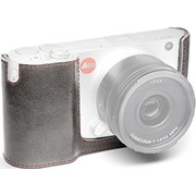 Leica Leather Protector Stone Grey: T
