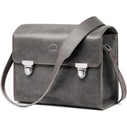 Leica Leather System Case S Stone Grey: T