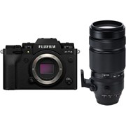 Fujifilm X-T4 Black + 100-400mm f/4.5-5.6 Kit