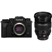 Fujifilm X-T4 Black + 16-55mm f/2.8 WR Kit
