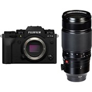 Fujifilm X-T4 Black + 50-140mm f/2.8 WR Kit