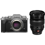 Fujifilm X-T4 Silver + 16-55mm f/2.8 WR Kit