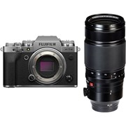 Fujifilm X-T4 Silver + 50-140mm f/2.8 WR Kit