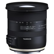 Tamron 10-24mm f/3.5-4.5 SP Di VC HLD lens for EOS