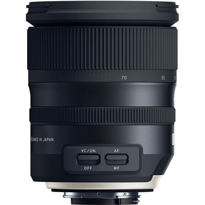 Product: Tamron SP 24-70mm f/2.8 Di VC USD G2 Lens: Canon EF