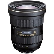 Tokina 14-20mm f/2 PRO DX Lens: Canon EF (1 only)
