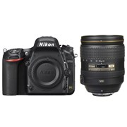 Nikon D750 + 24-120mm f/4G ED VR kit