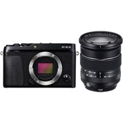 Fujifilm X-E3 Black + 16-80mm f/4 R OIS WR Kit