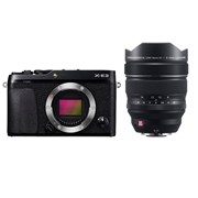 Fujifilm X-E3 black + 8-16mm f/2.8 kit