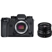 Fujifilm X-H1 + 16mm f/2.8 WR black kit