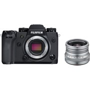 Fujifilm X-H1 + 16mm f/2.8 WR silver kit