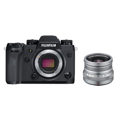 Product: Fujifilm X-H1 + 16mm f/2.8 WR silver kit
