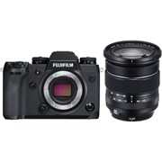 Fujifilm X-H1 Black + 16-80mm f/4 R OIS WR Kit