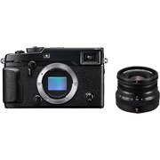 Fujifilm X-PRO2 + 16mm f/2.8 WR black kit
