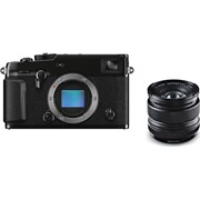 Fujifilm X-Pro3 Black + 14mm f/2.8 Kit
