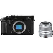 Fujifilm X-Pro3 Black + 23mm f/2 Silver Kit