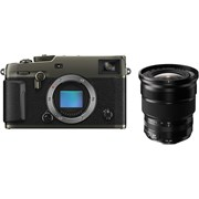 Fujifilm X-Pro3 Duratect Black + 10-24mm f/4 Kit
