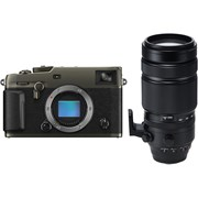 Fujifilm X-Pro3 Duratect Black + 100-400mm f/4.5-5.6 Kit