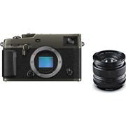 Fujifilm X-Pro3 Duratect Black + 14mm f/2.8 Kit
