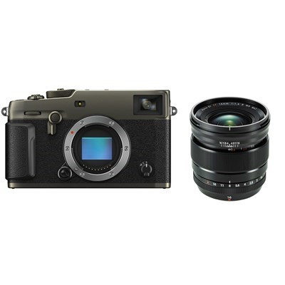 Product: Fujifilm X-Pro3 Duratect Black + 16mm f/1.4 Kit