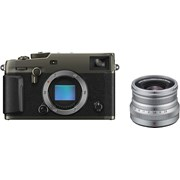 Fujifilm X-Pro3 Duratect Black + 16mm f/2.8 Silver Kit
