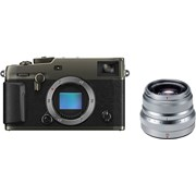 Fujifilm X-Pro3 Duratect Black + 35mm f/2 Silver Kit