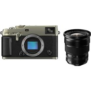 Fujifilm X-Pro3 Duratect Silver + 10-24mm f/4 Kit