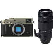 Fujifilm X-Pro3 Duratect Silver + 100-400mm f/4.5-5.6 Kit
