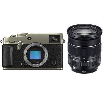 Product: Fujifilm X-Pro3 Duratect Silver + 16-80mm f/4 Kit