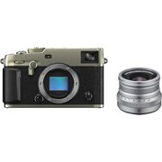 Fujifilm X-Pro3 Duratect Silver + 16mm f/2.8 Silver Kit