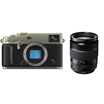 Product: Fujifilm X-Pro3 Duratect Silver + 18-135mm f/3.5-5.6 Kit