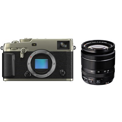 Product: Fujifilm X-Pro3 Duratect Silver + 18-55mm f/2.8-4 Kit