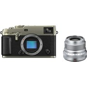 Fujifilm X-Pro3 Duratect Silver + 23mm f/2 Silver Kit