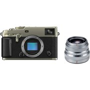Fujifilm X-Pro3 Duratect Silver + 35mm f/2 Silver Kit