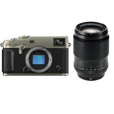 Product: Fujifilm X-Pro3 Duratect Silver + 90mm f/2 Kit