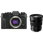 Fujifilm X-T30 black + 10-24mm f4 kit