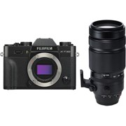 Fujifilm X-T30 black + 100-400mm f/4.5-5.6 kit