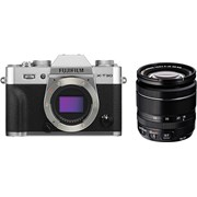 Fujifilm X-T30 silver + 18-55mm f/2.8-4 kit