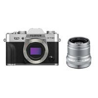 Product: Fujifilm X-T30 silver + 50mm f/2 silver kit
