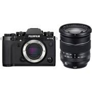 Fujifilm X-T3 Black + 16-80mm f/4 R OIS WR Kit