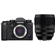 Fujifilm X-T3 Black + 50mm f/1.0 WR Kit