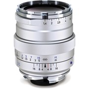 Zeiss 35mm f/1.4 Distagon T* ZM Lens Silver: Leica M