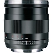 Zeiss SH 25mm f/2 Distagon T* ZE lens for EOS grade 8