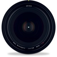 Product: Zeiss 28mm f/1.4 Otus ZF.2 Lens: Nikon F